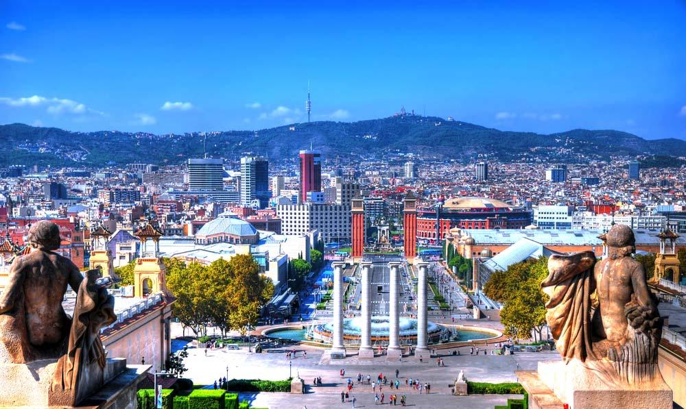V Barceloně sídlí jeden z nejslavnějších klubů světa FC Barcelona