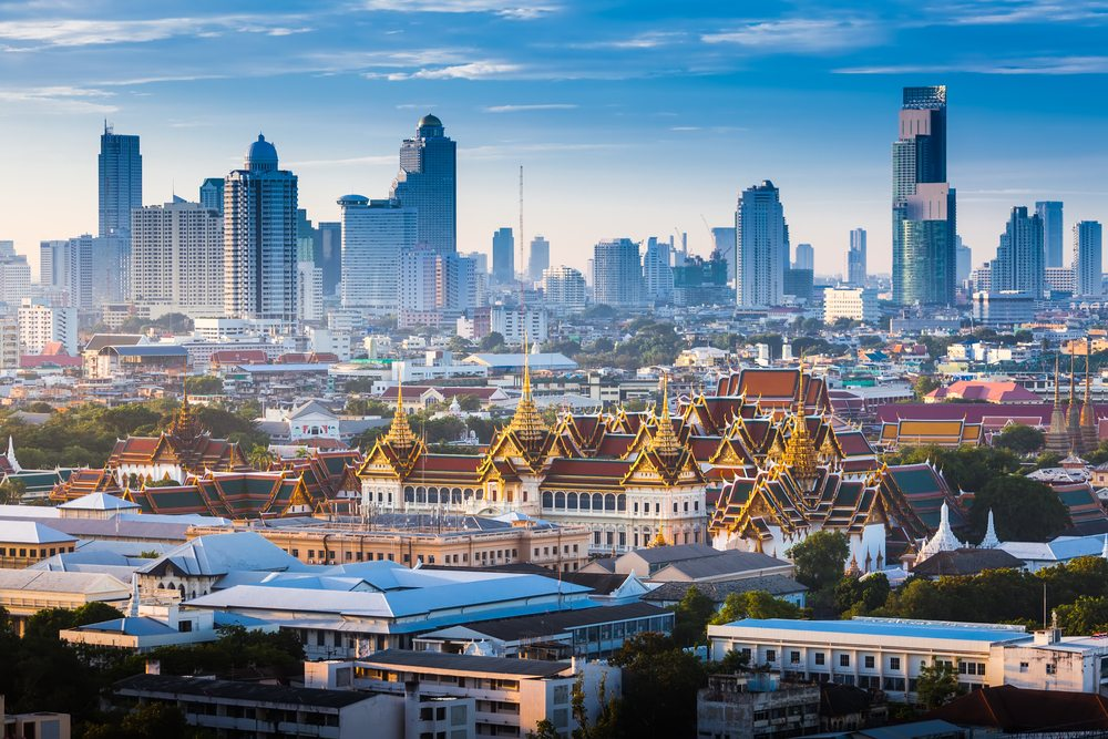 Vítej v Bangkoku!