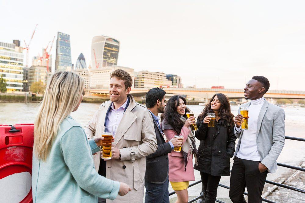 V Londýně narazíš na nejrůznější bary a kluby