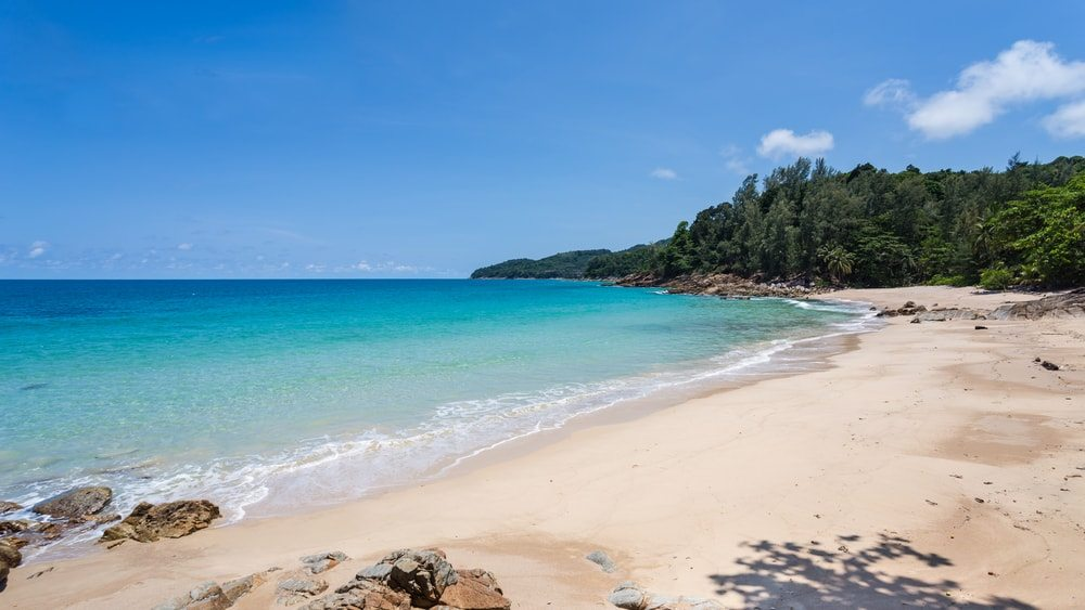 Tchaj-wan má i své pěkné pláže