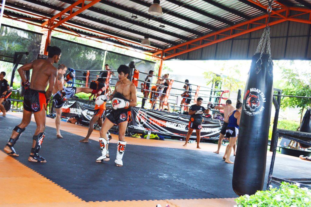 Zápas Muay Thai