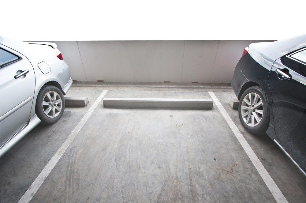 Parkování Praha