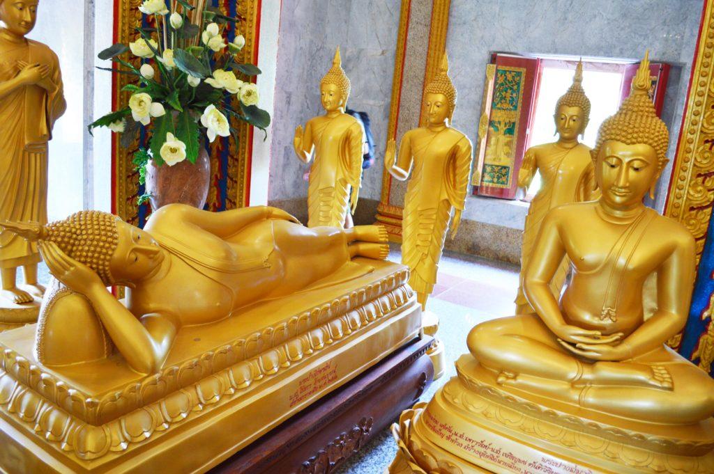 Budhistické sochy