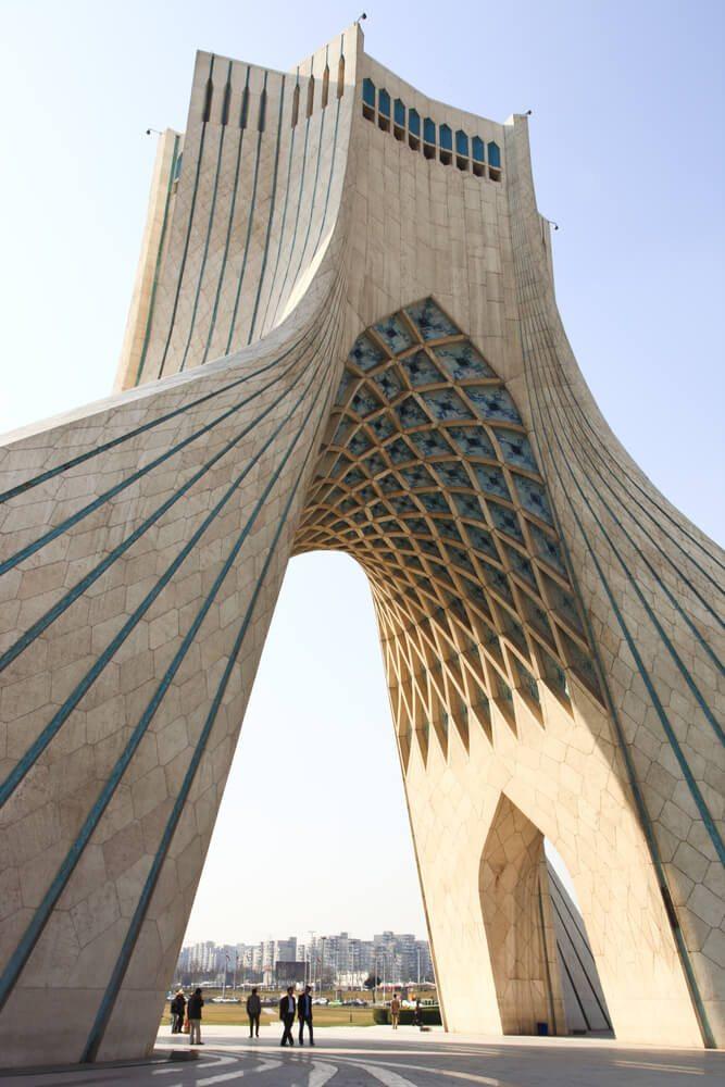Věž Ázádí