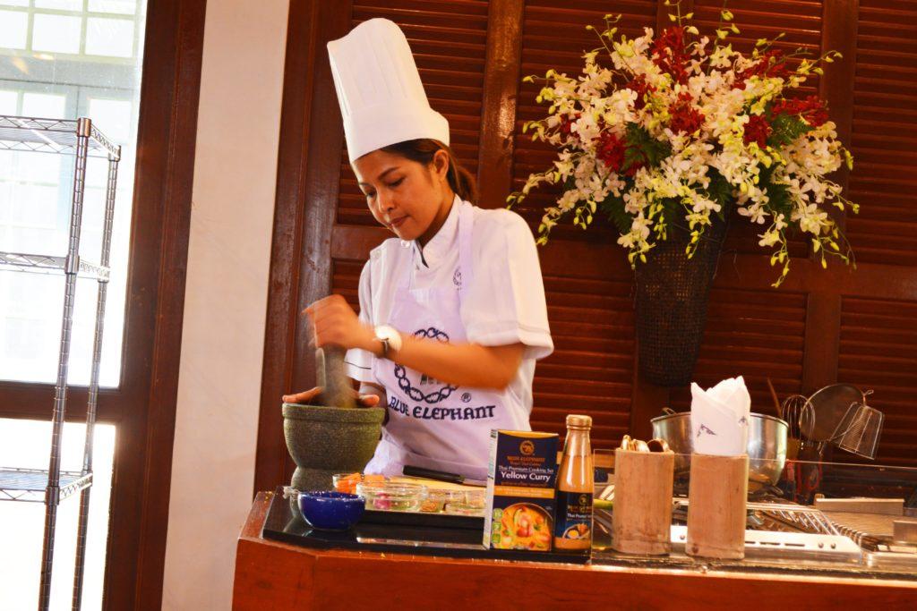 Thajská škola vaření