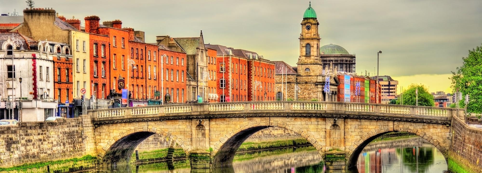 irské město