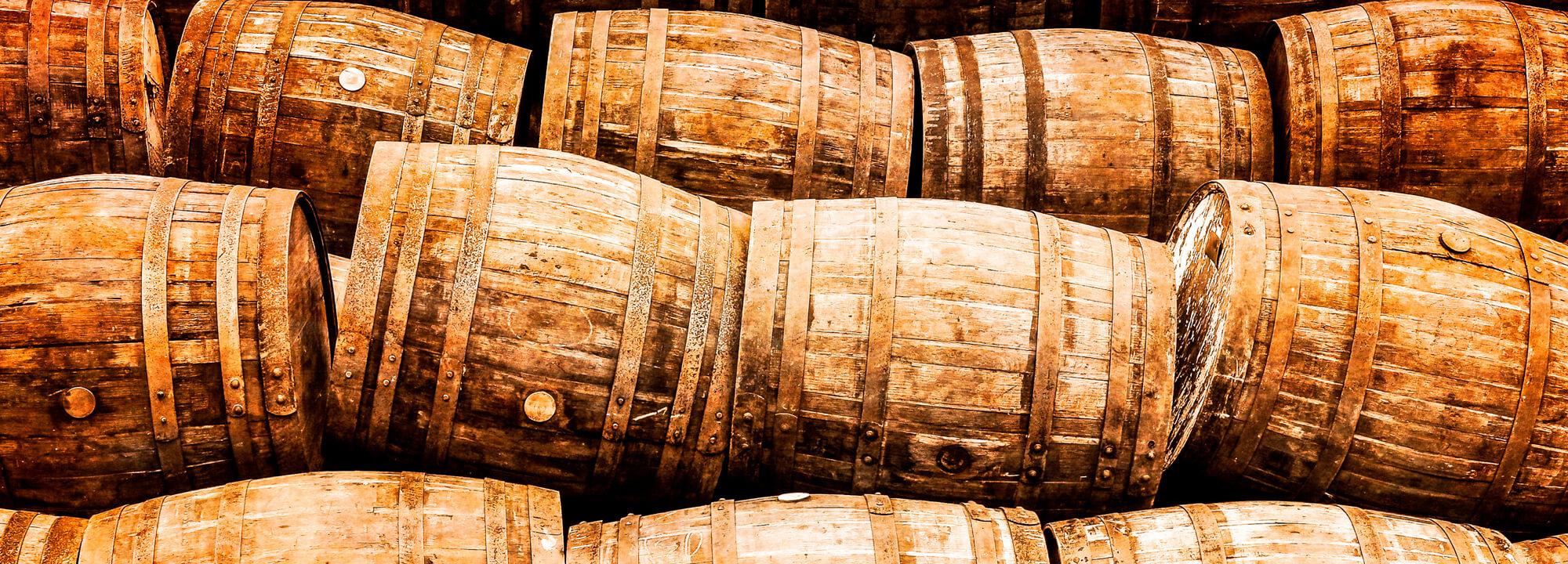 Whisky sudy