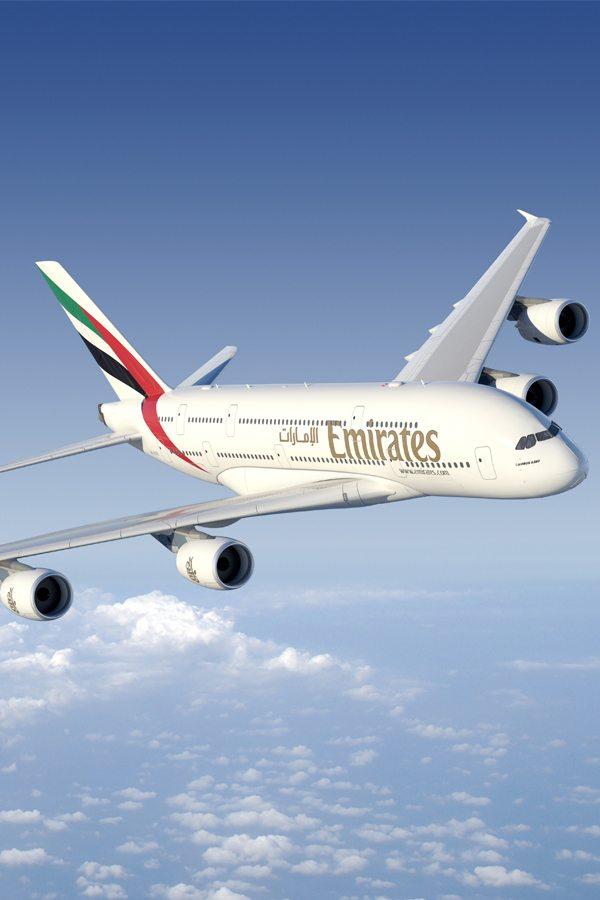 Letadlo Emirates
