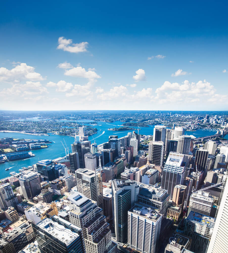 Mrakodrapy v Sydney