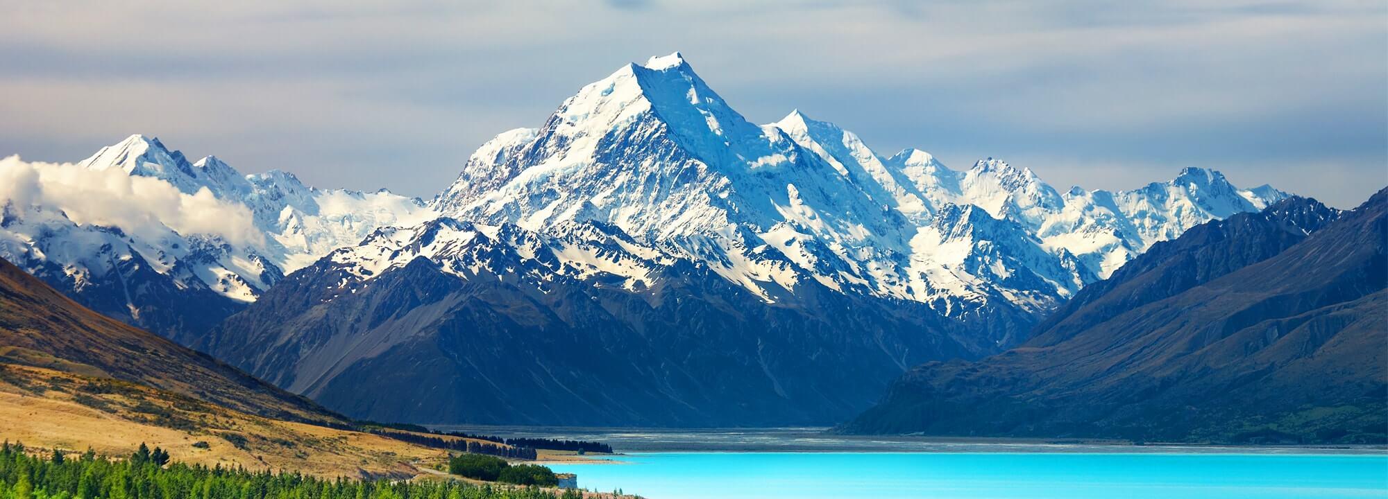 Pohoří Nového Zélandu
