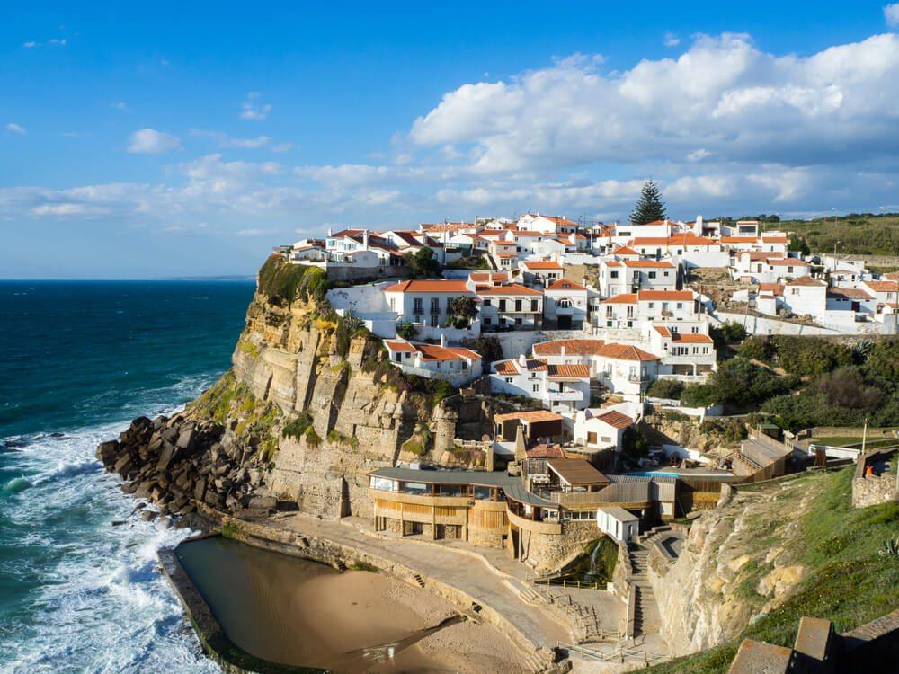 Portugalské nebe - Azenhas Do Mar.