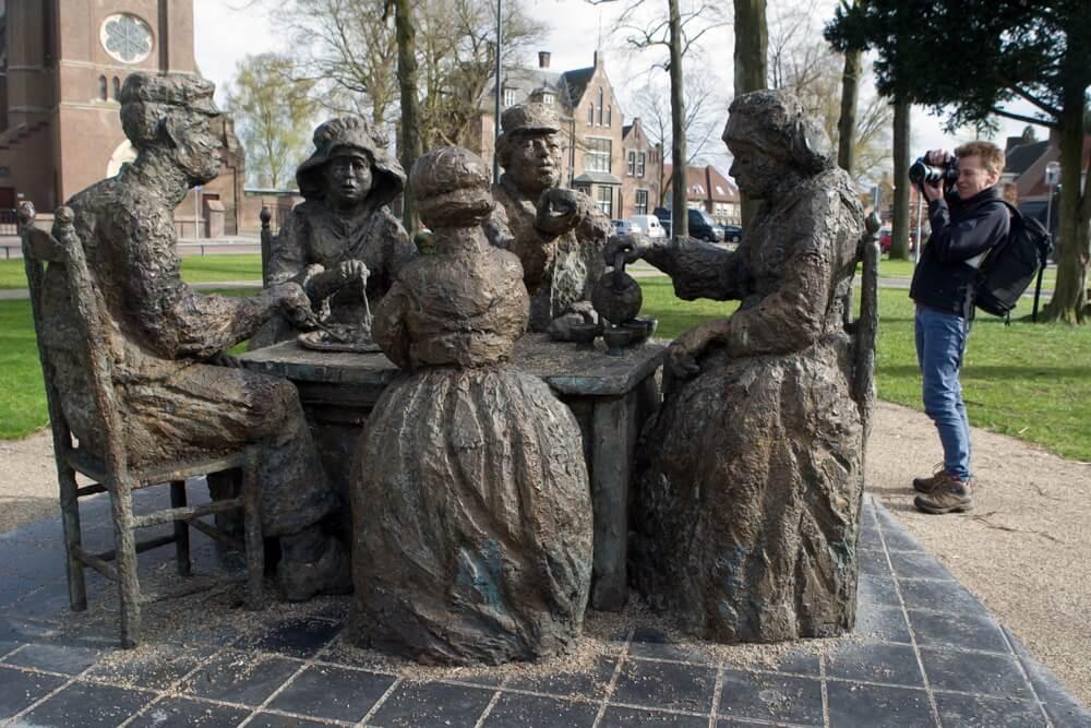 Sochy v Nuenenu.