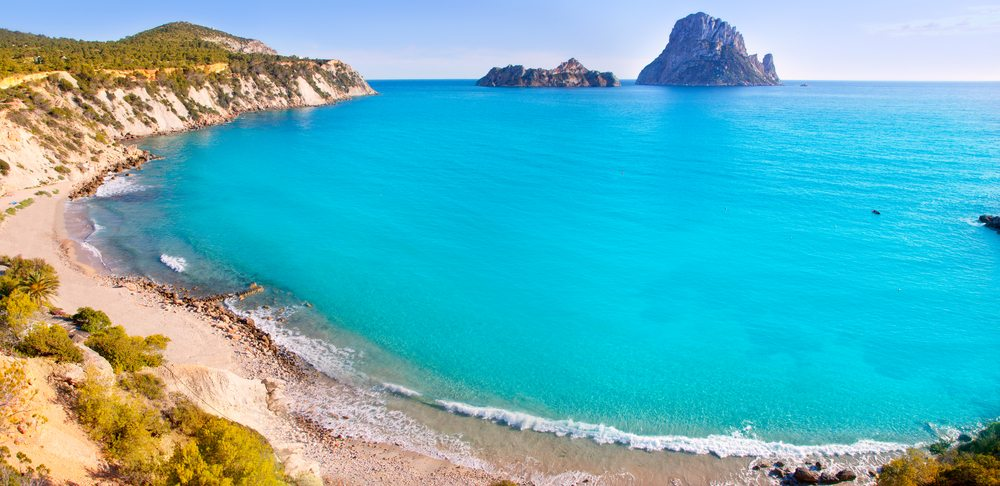 Pláž Cala d'Hort