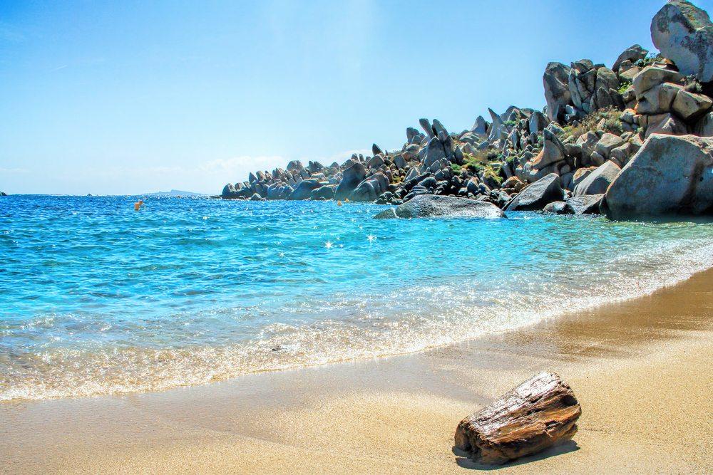 Ostrovy Lavezzi na Korsice