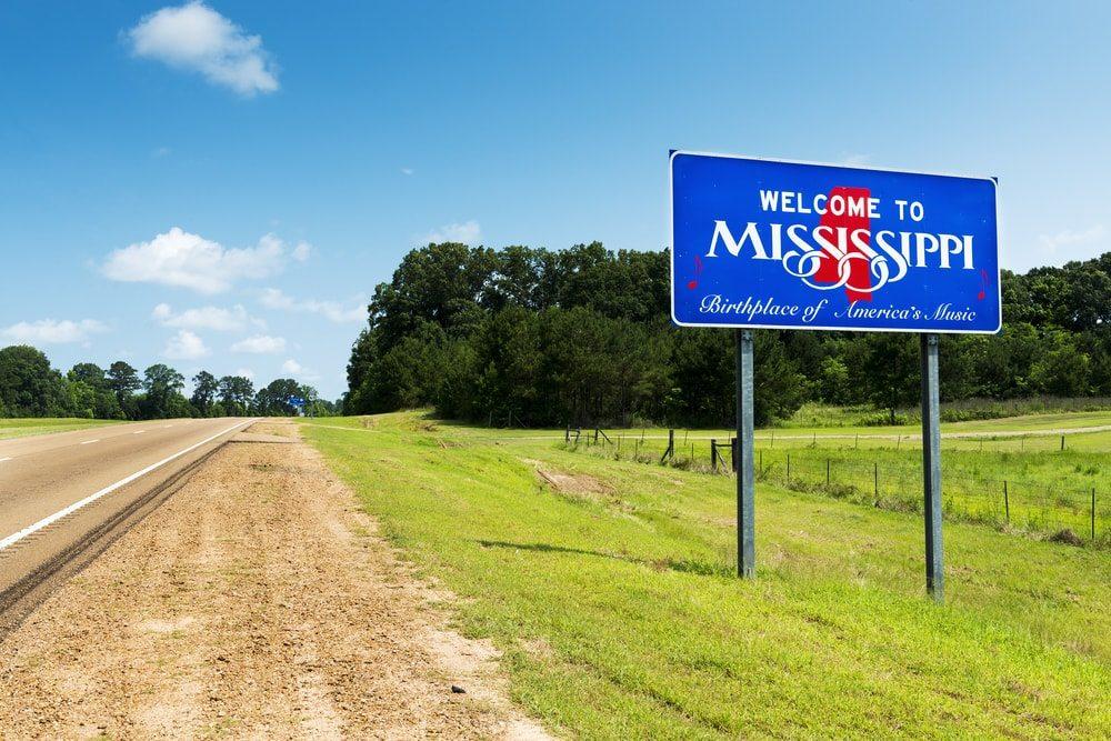 Road trip skrz podél Mississippi