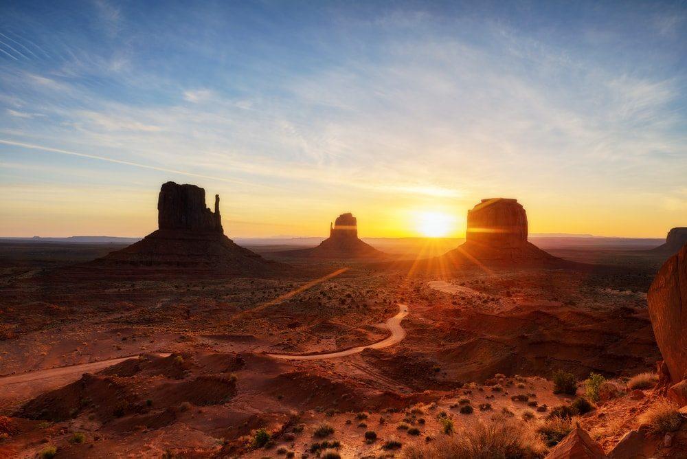 Panorama amerického jihozápadu