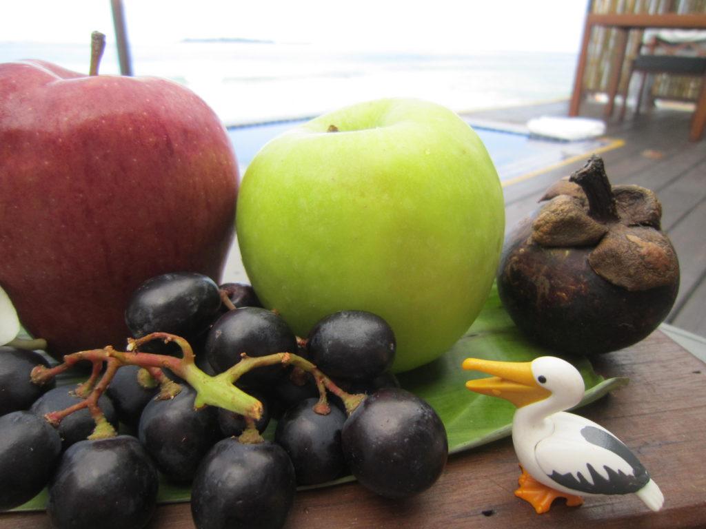 Ovoce na maledivách