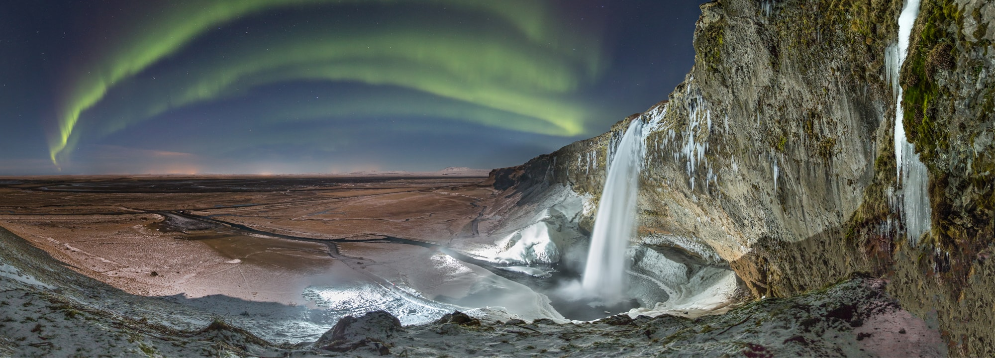 Vodopády - úvodní fotografie