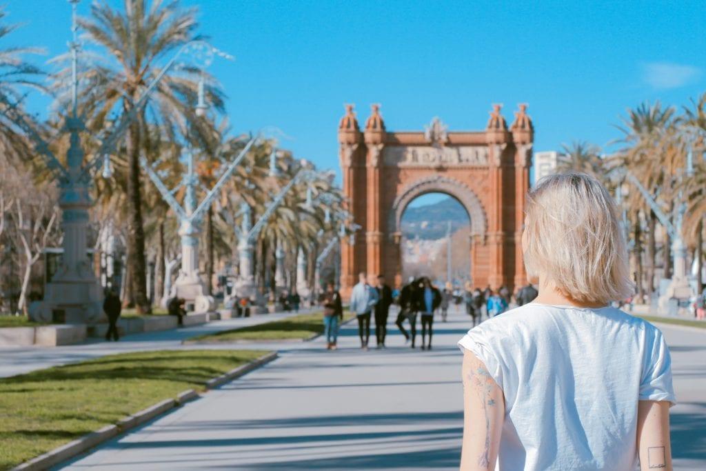 Běž si zaběhat do barcelonských parků