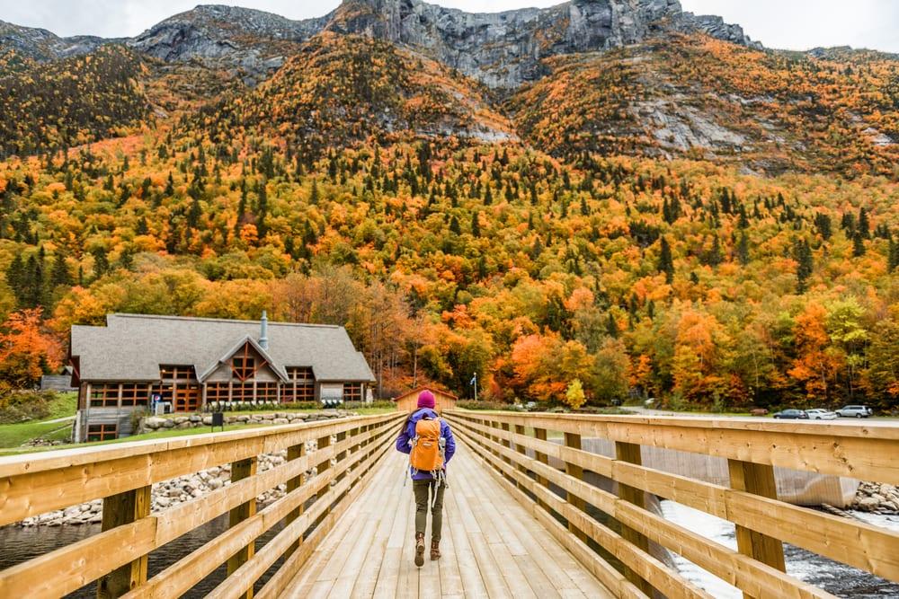 Cestování na podzim není nudné! Procestujte hory, háje se zbarvenými listy!