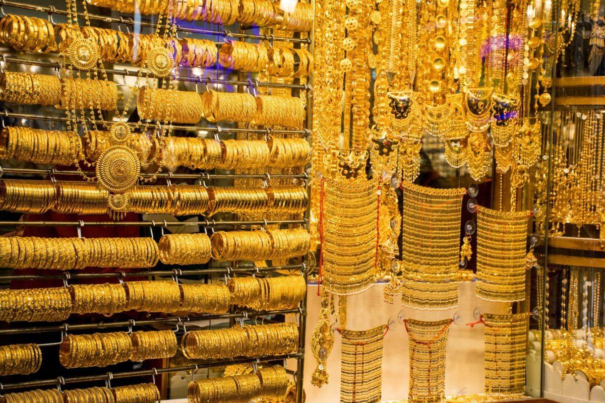 Trh se zlatem