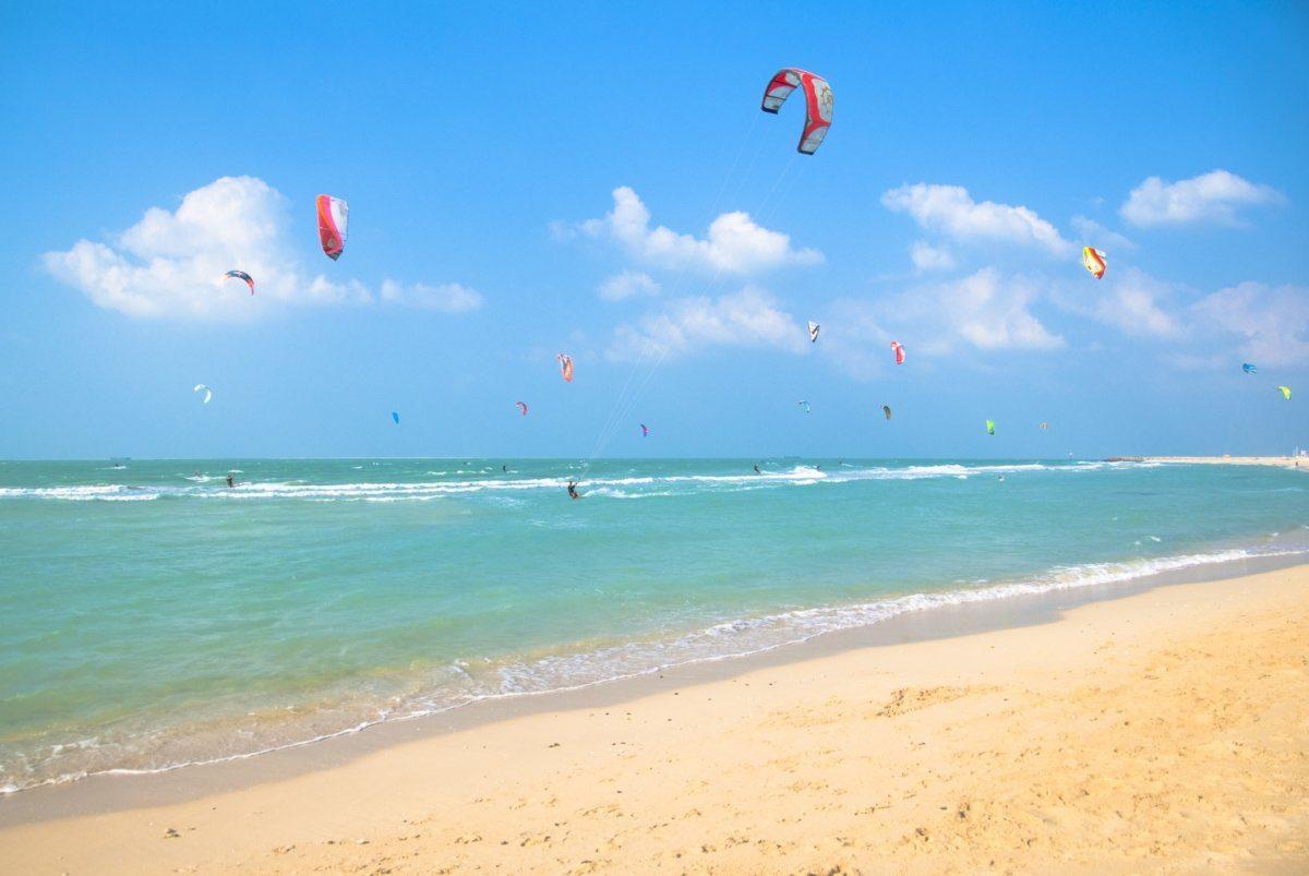Kite rusfing