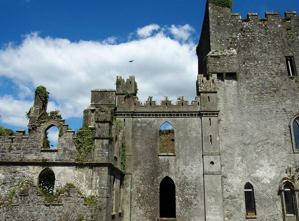 Hrad Leap, Irsko.