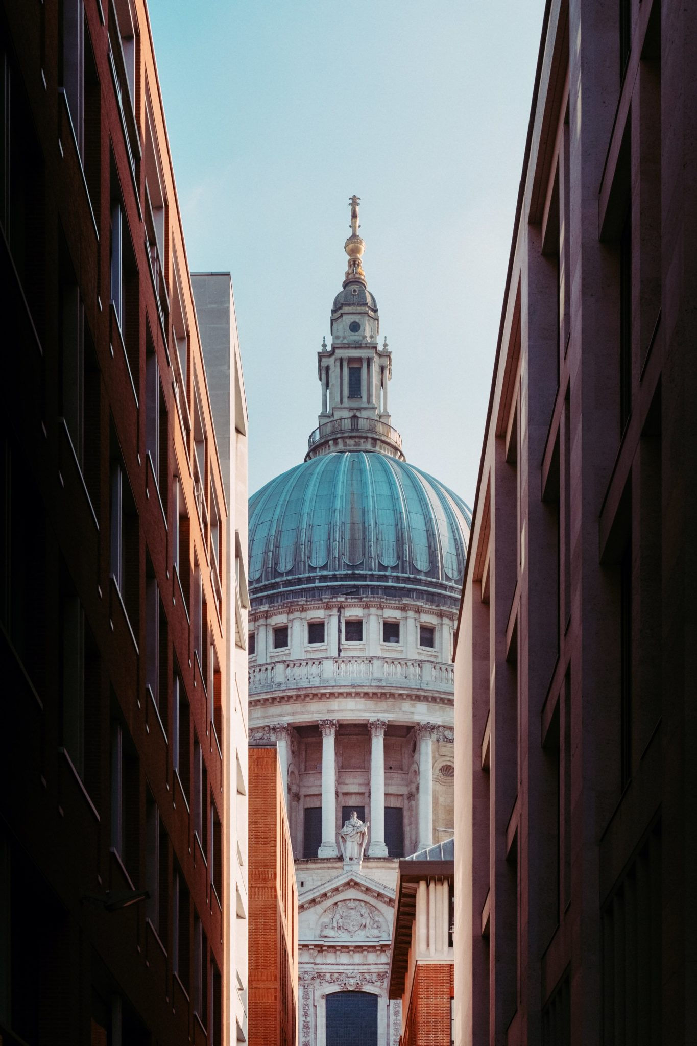Katedrála sv. Pavla v Londýně