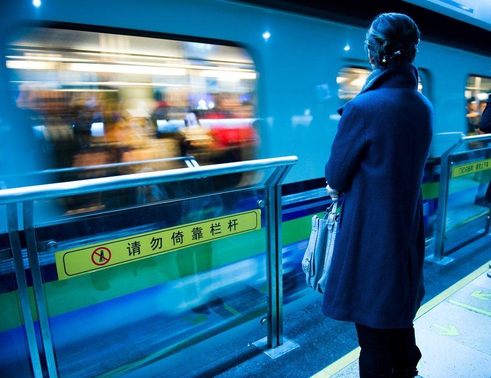 Šanghajské metro