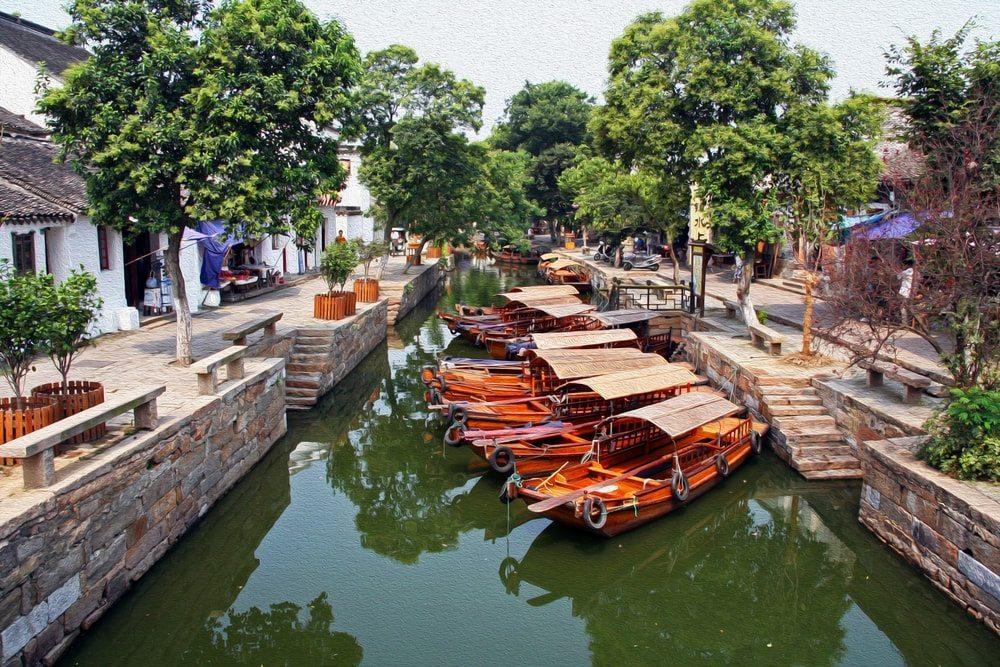 Čínské Benátky