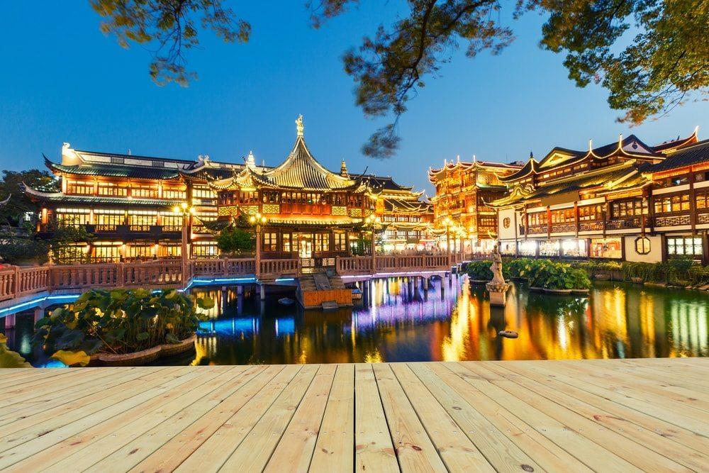 Městečko Yuyuan