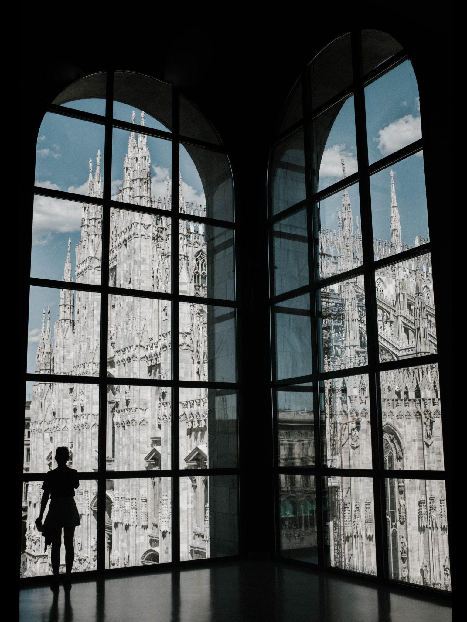 Milánská katedrála