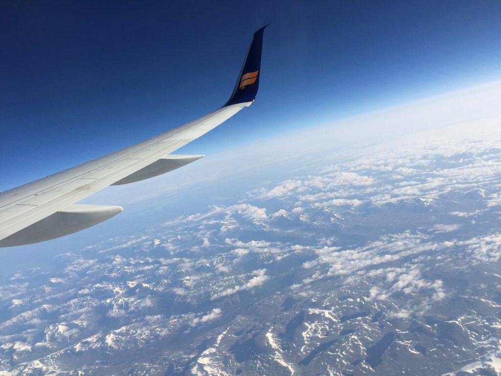 Letadlo Icelandair