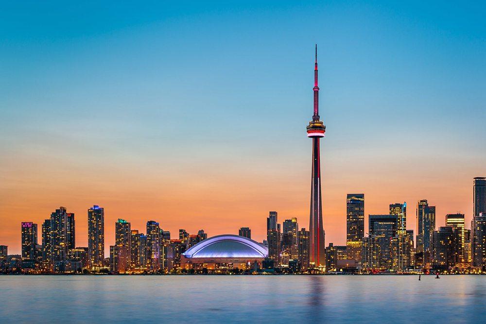 Panorama Toronta.