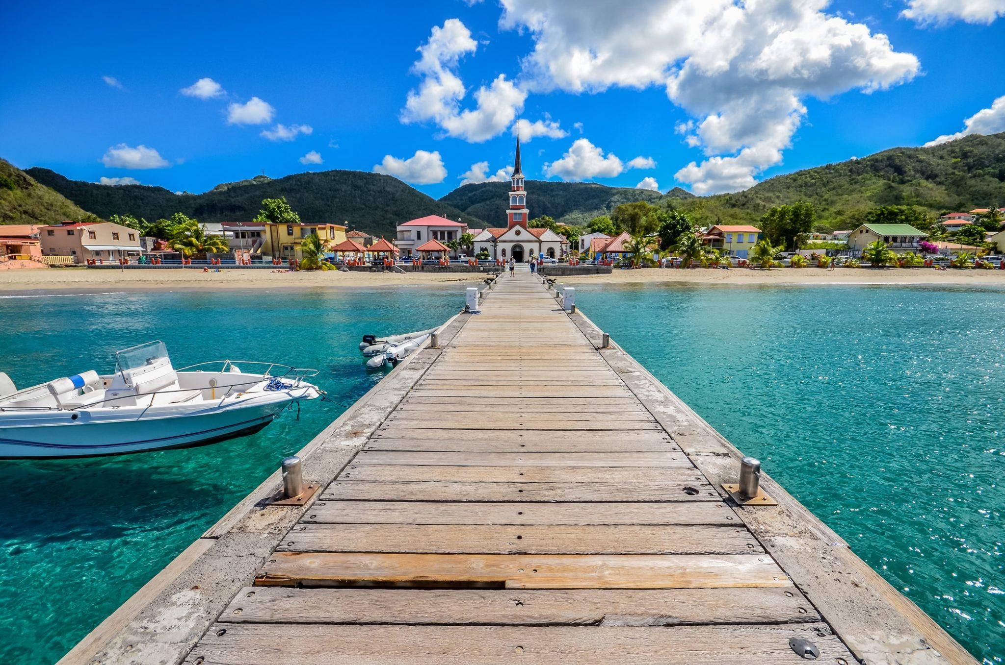 Molo na Martiniku