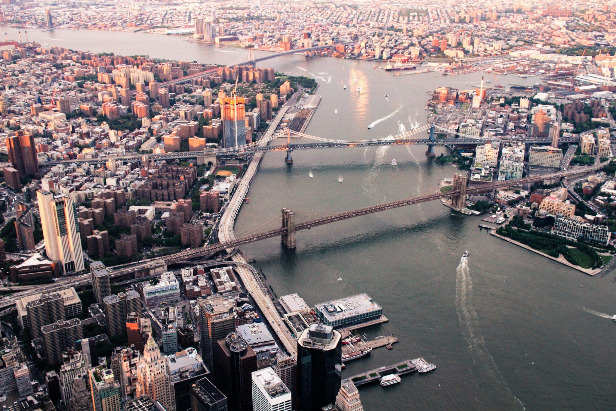 New York City s jeho mosty
