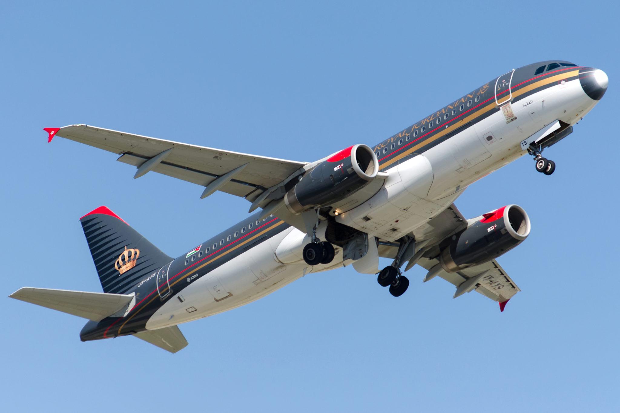 Letadlo Jordanian