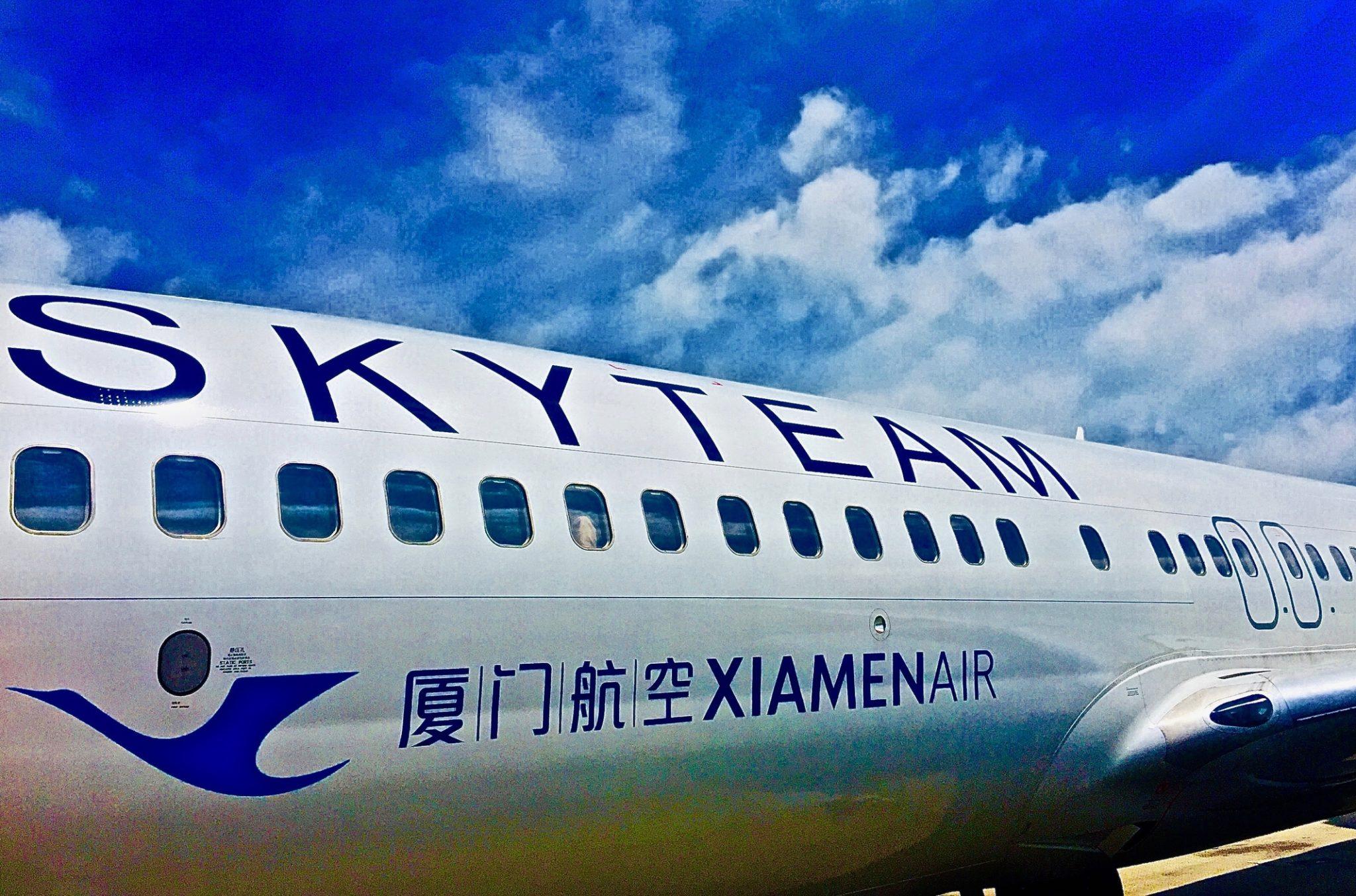 Letadlo Xiamen Air
