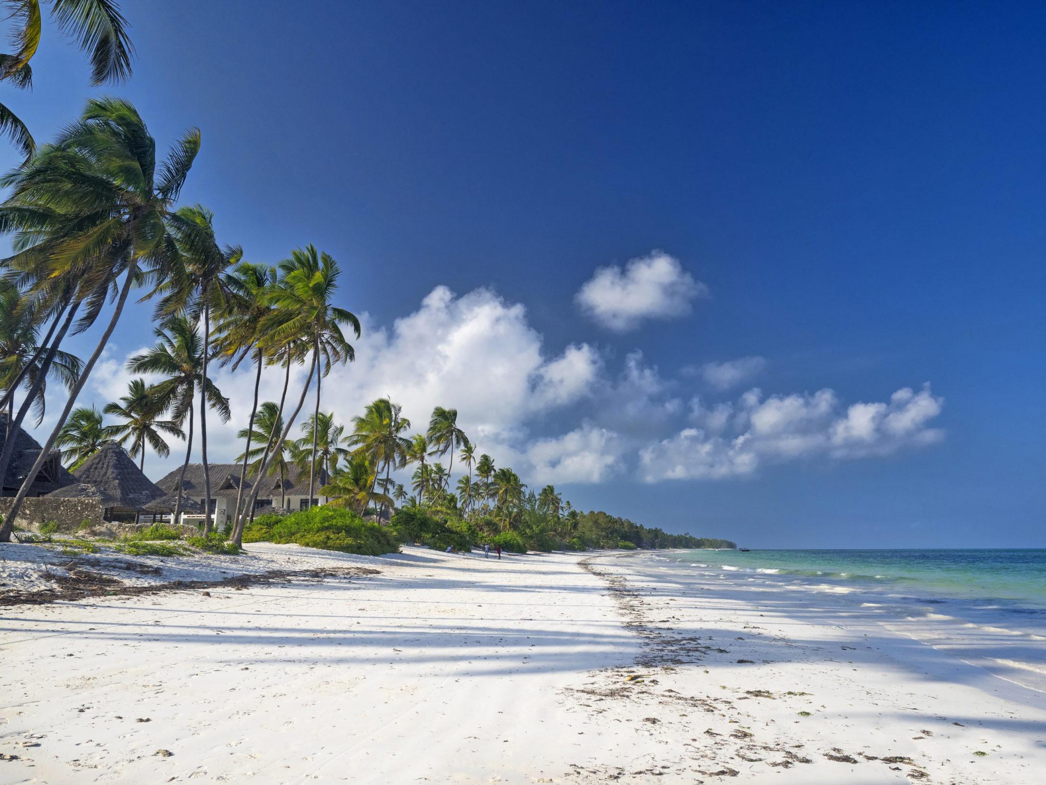 Pláž Bwejuu