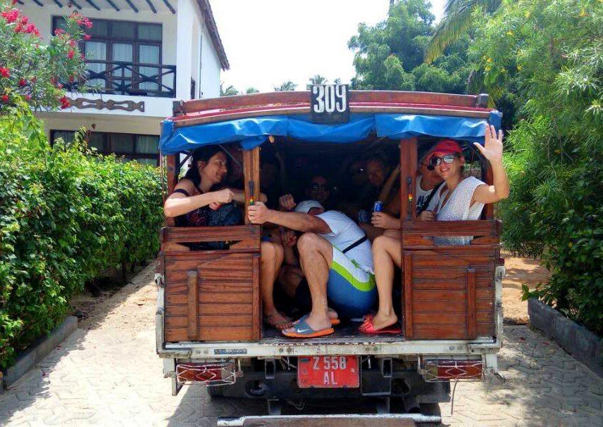 Doprava s dala-dala