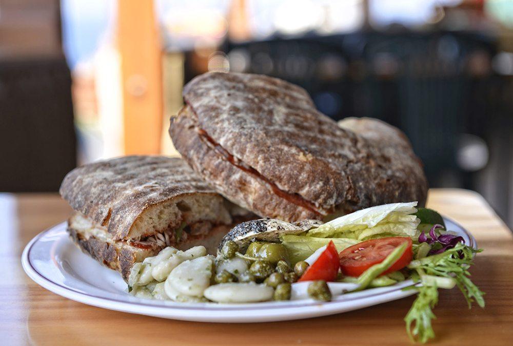Tradiční maltský chléb.