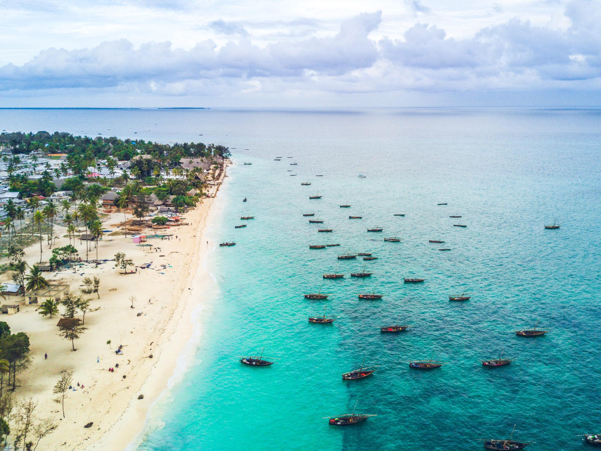 Pláž Nungwi