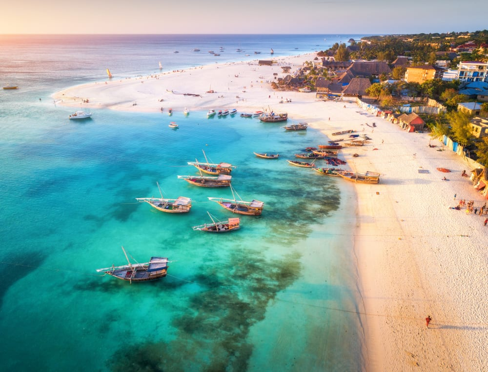 Tipy, jak zažít pravý Zanzibar