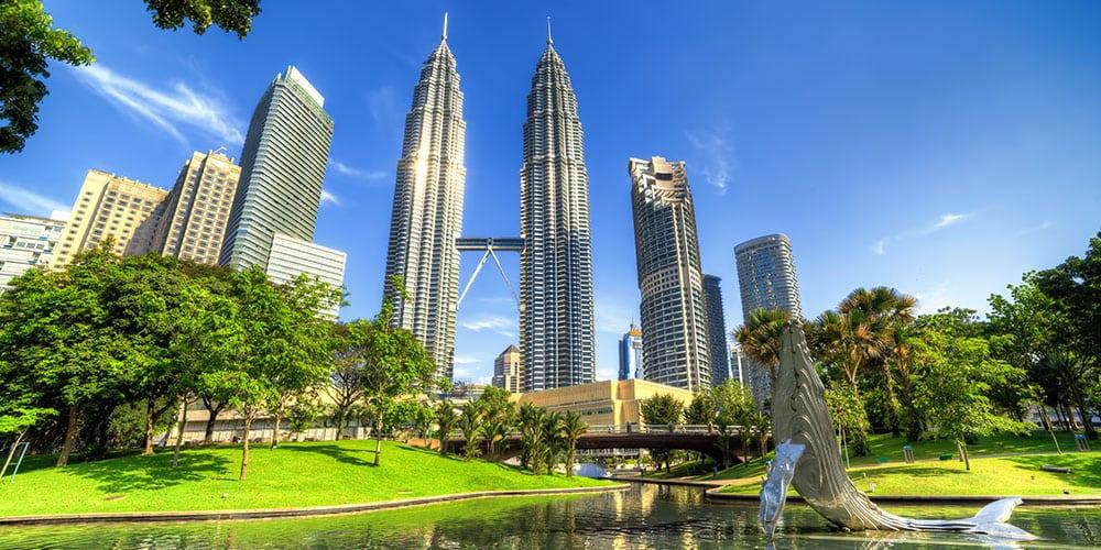Vítej v Kuala Lumpuru!
