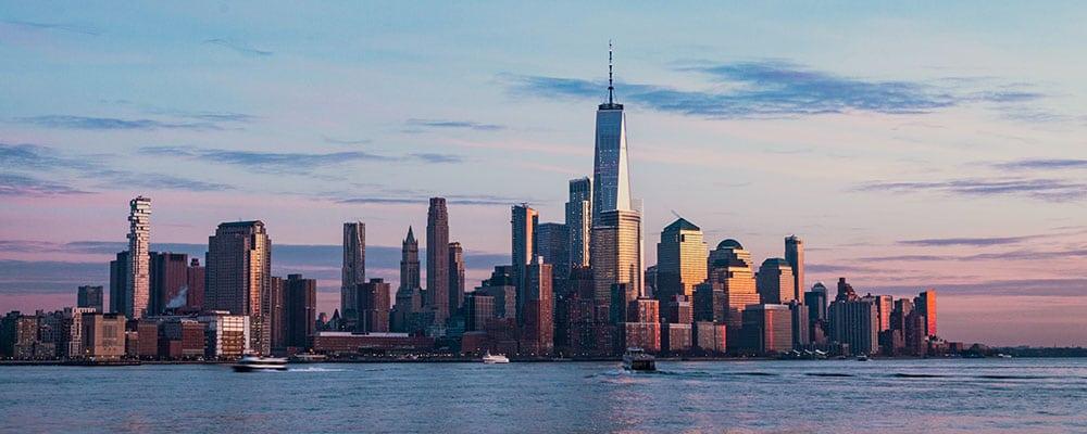 Z trajektu získáš skvělý výhled na Lower Manhattan