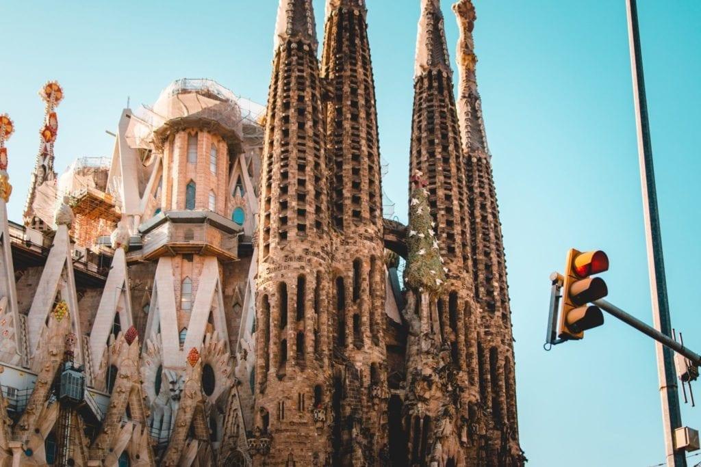 Sagrada Familia mistra Gaudího