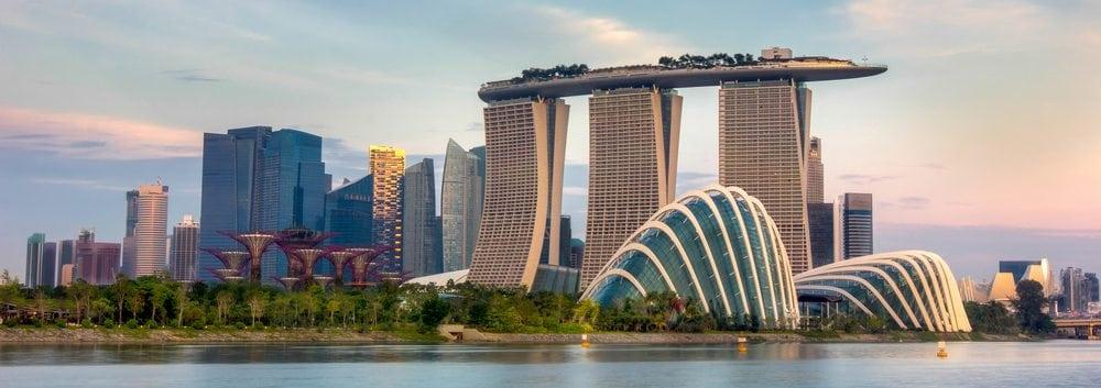 Tropický Singapur