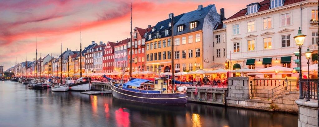 Kodaňské nábřeží