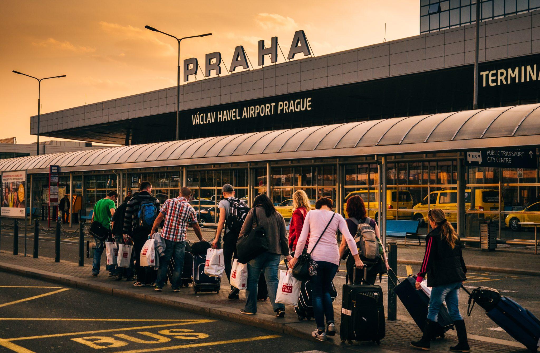Letiště Václava Havla Česko