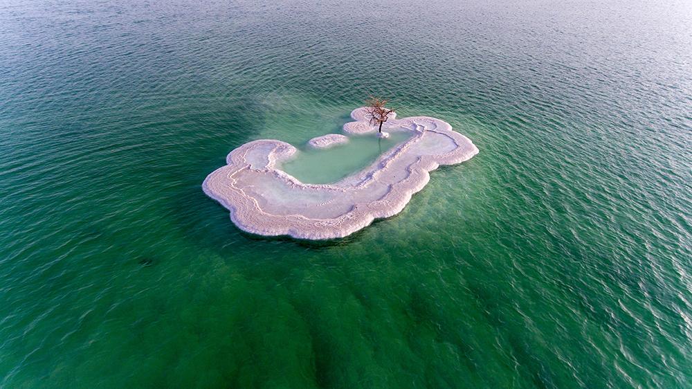 Mrtvé moře.